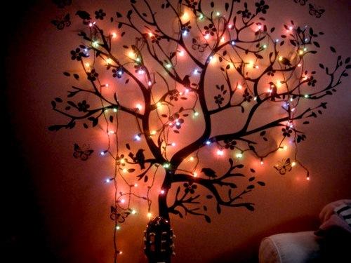 wall bedroom lights photo - 1