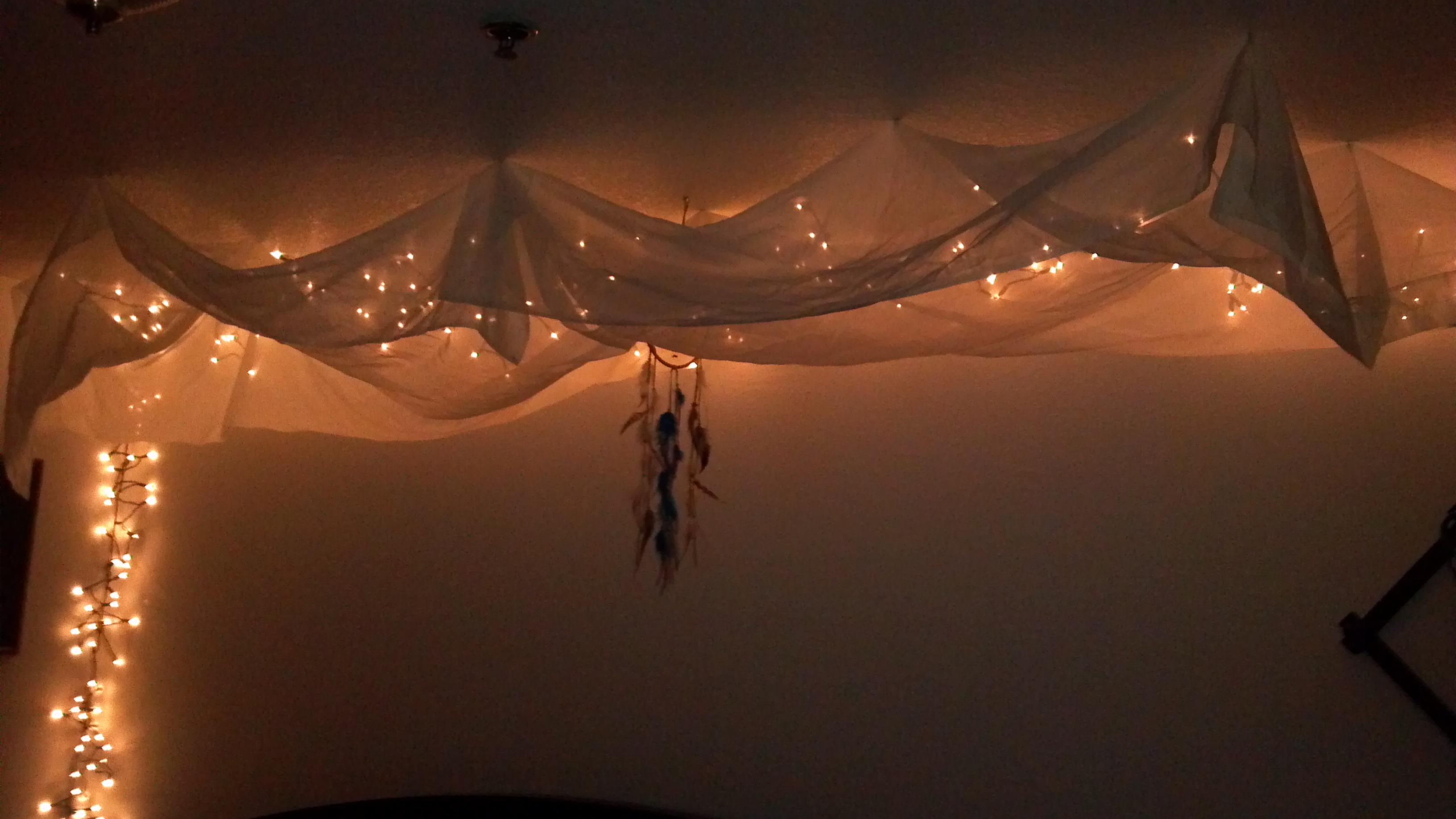wall bedroom lights photo - 10
