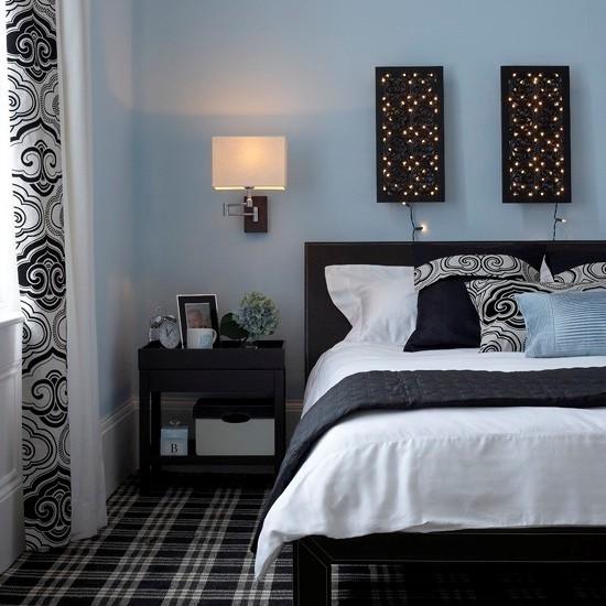 wall bedroom lights photo - 5