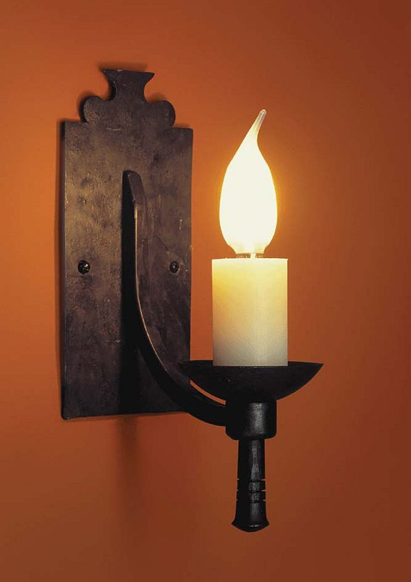 Wall Decor With Candle : Wall candle lights enhance the decor of your home