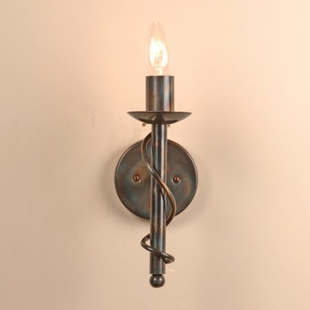 Wall Candle Lights Enhance The Decor Of Your Home