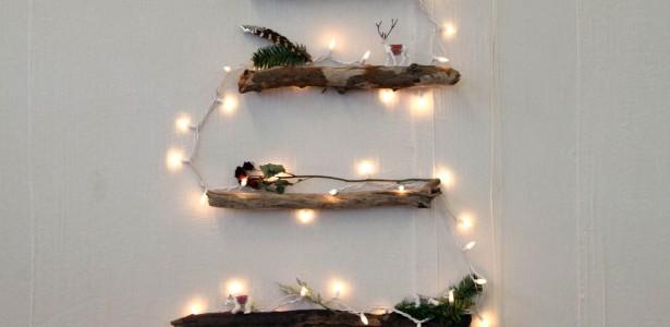 wall christmas lights photo - 7