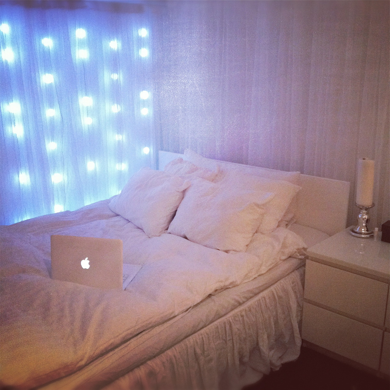 Bedroom fairy lights tumblr - Wall Fairy Lights Photo 8 Wall Fairy Lights Warisan Lighting Wall Fairy Lights Bedroomfairy Lights Bedroom