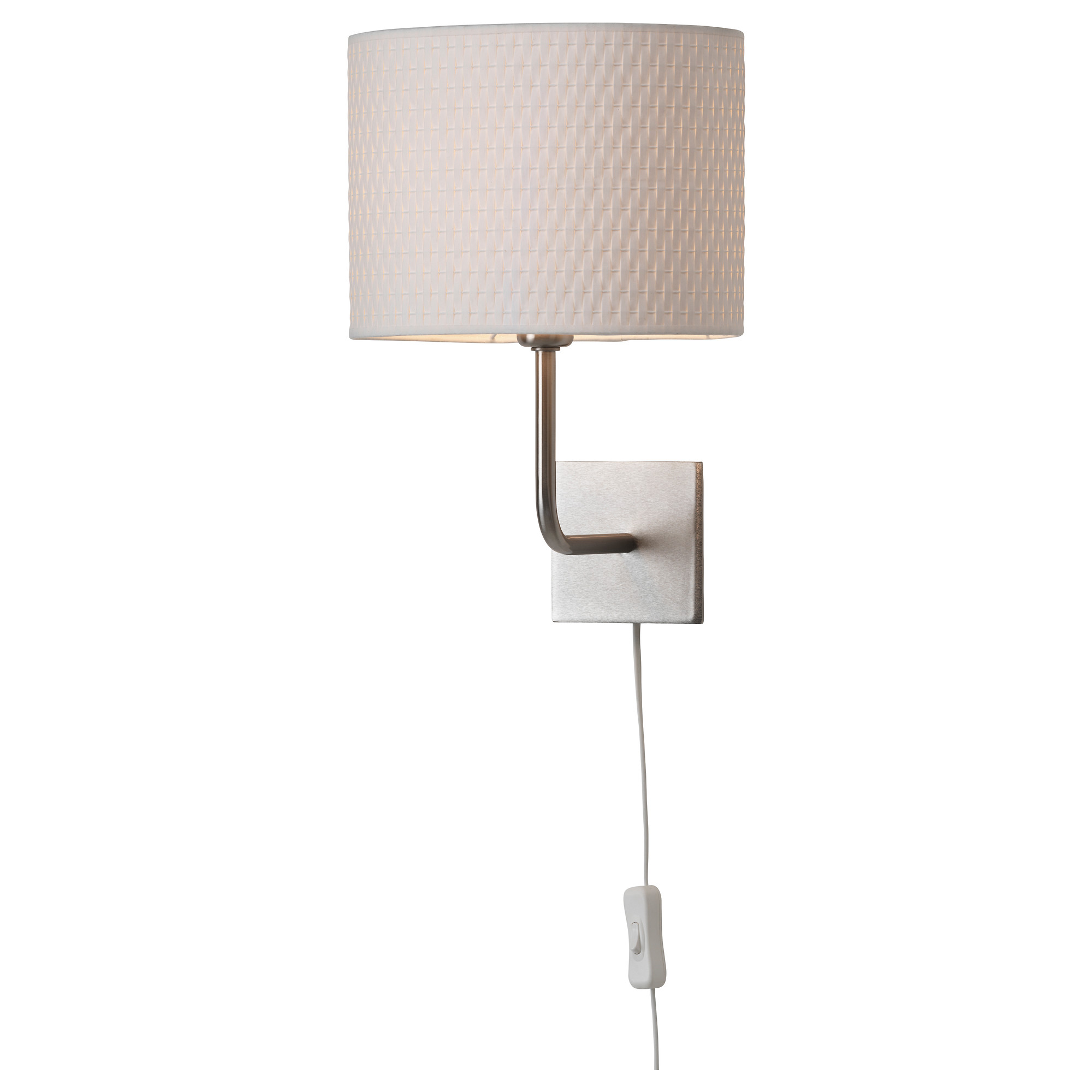 wall lamps that plug in photo - 1