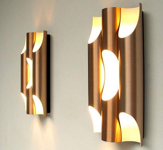 wall light design photo 1 - Wall Lamps Design