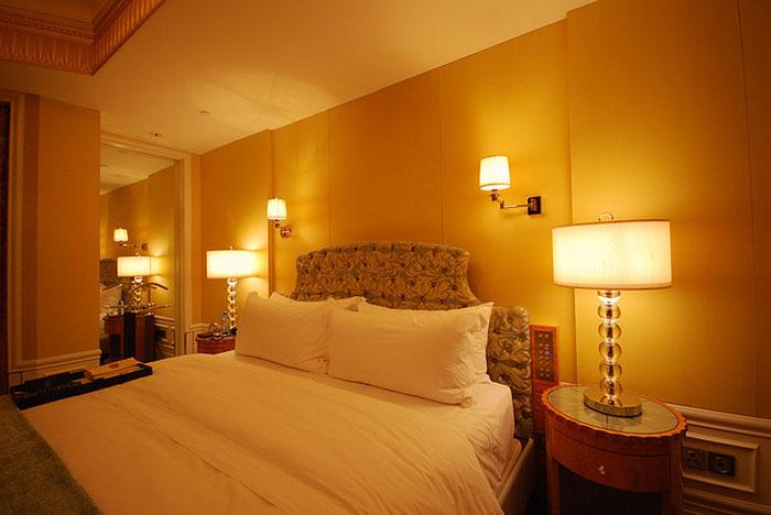 wall light fixtures bedroom photo - 8