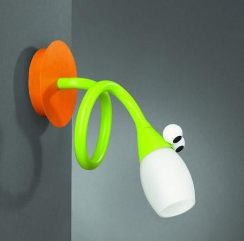 Wall Lamps For Childrens Bedroom : Wall light kids Warisan Lighting