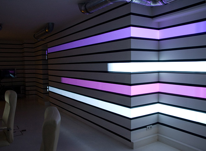 wall light led photo - 8