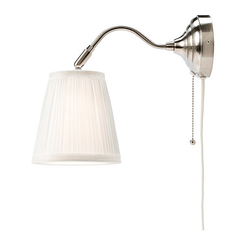 wall light plug in photo - 3