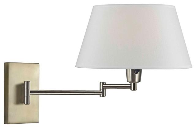 wall light plug in photo - 4