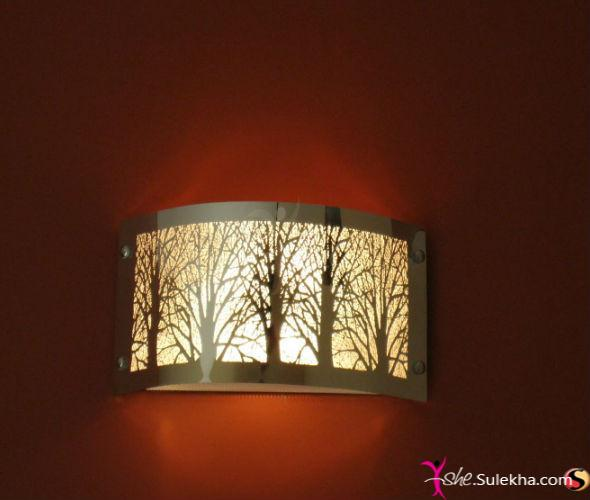 Wall light shades Warisan Lighting