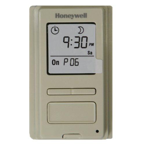 wall light timer switch photo - 5