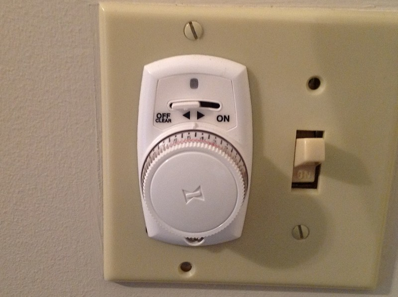 Wall Light Timer Switch 10 Methods To Operate Electric