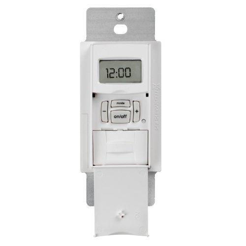 wall light timer switch photo - 7