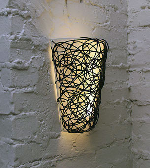 wall lights battery operated photo - 5