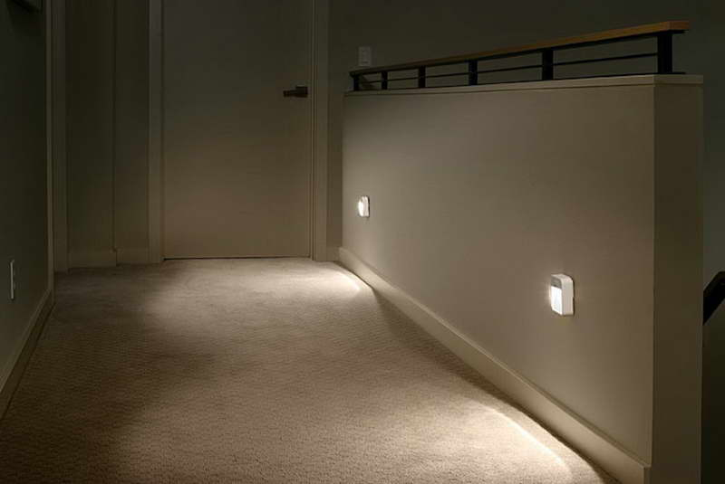 wall lights battery operated photo - 9