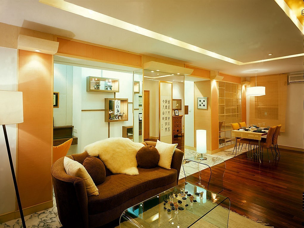 wall lights living room photo - 10