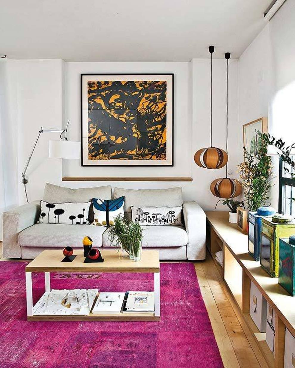 wall lights living room photo - 5