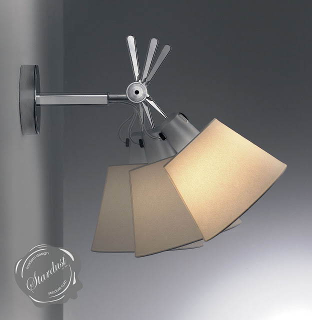 wall mounted bedside lamps photo - 5