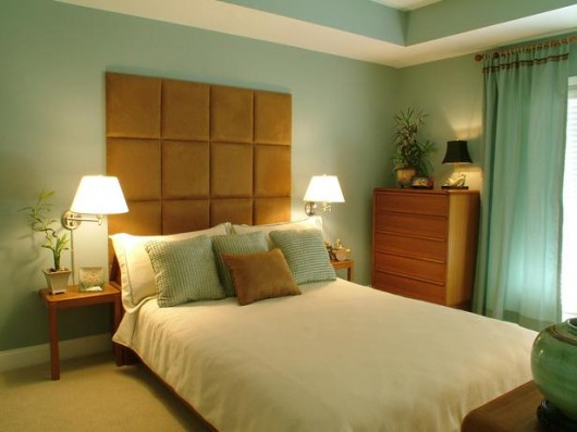 wall mounted bedside lights photo - 2