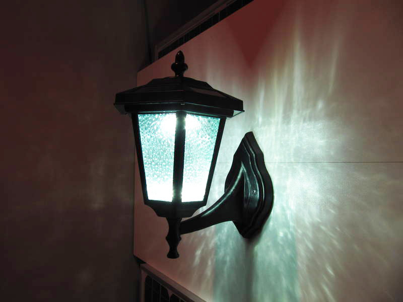 wall mounted exterior lights photo - 7