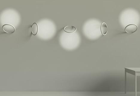 wall mounted led light photo - 1