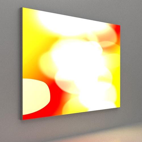 wall mounted light box photo - 4