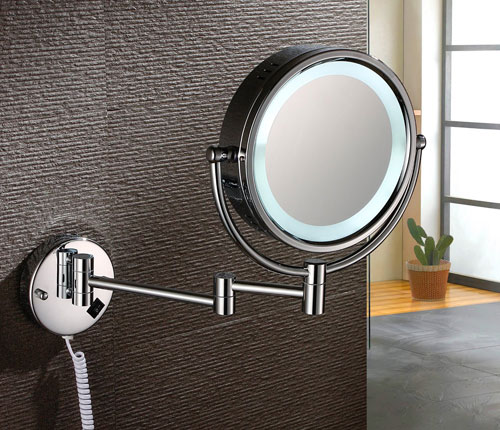 See the difference with a wall mounted light up mirror warisan wall mounted light up mirror photo 1 aloadofball Images