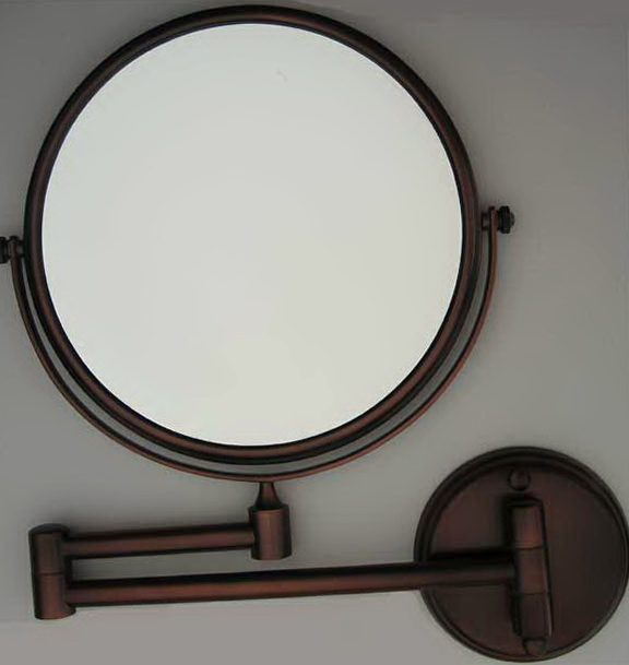 Makeup Shaving Mirrors You Ll Love Wayfair - Magnifying Mirror Wall Mount : Axiomatica.org