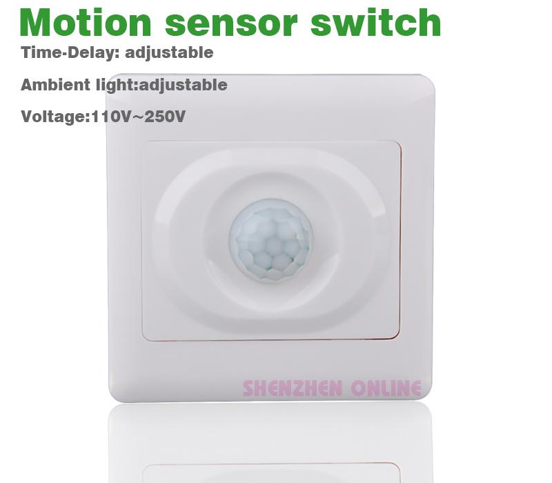Wall Mounted Motion Sensor Light: wall mounted motion sensor light photo - 5,Lighting