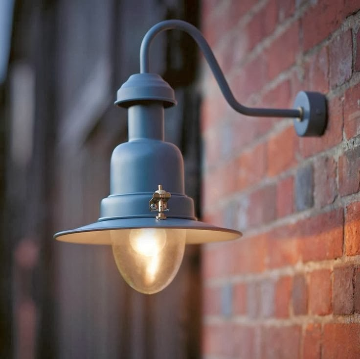 wall mounted outdoor lights photo - 5
