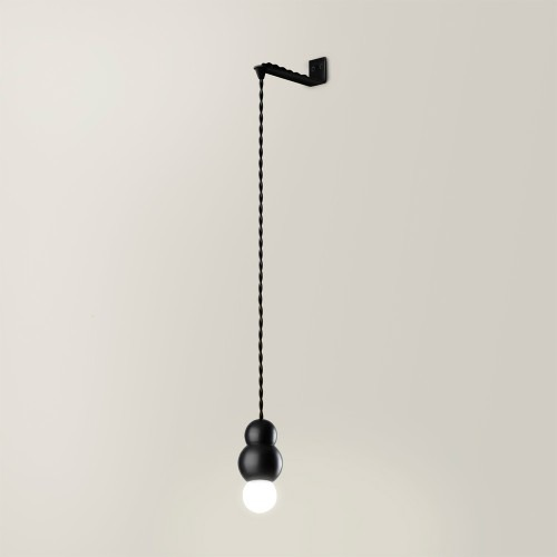 wall mounted pendant lights photo - 5