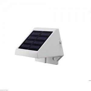 wall mounted solar garden lights photo - 6