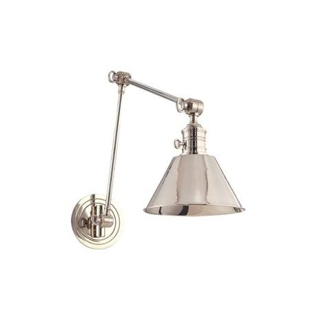 wall mounted swing arm lamps photo - 3