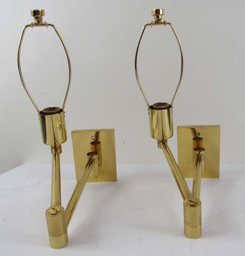 wall mounted swing arm lamps photo - 9