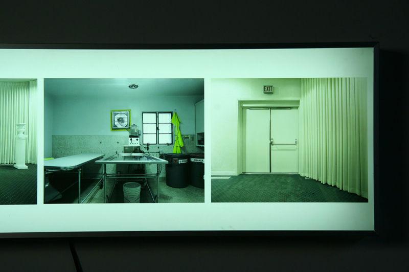 wall mounted work light photo - 4