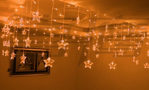 TOP 10 Wall of christmas lights 2018 Warisan Lighting