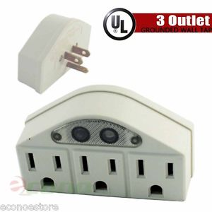 wall outlet night light photo - 10