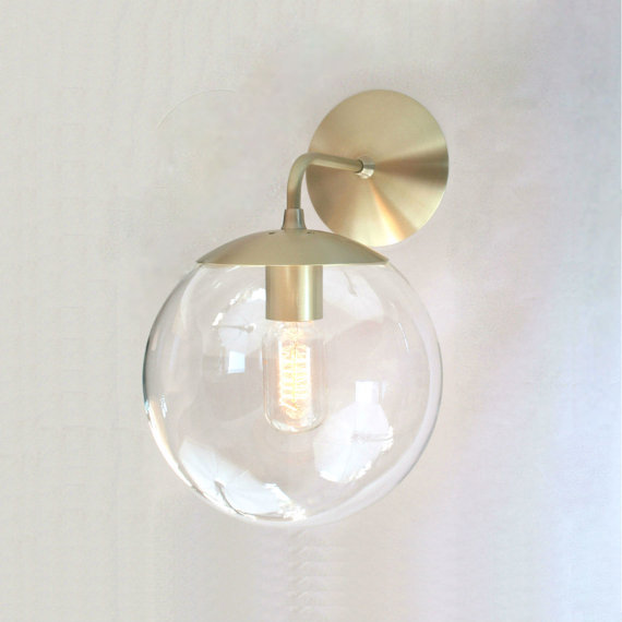 wall sconce light fixtures photo - 8