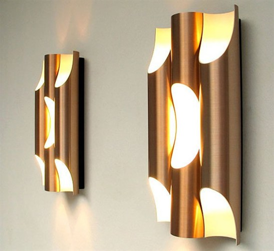 wall sconces lights photo - 4