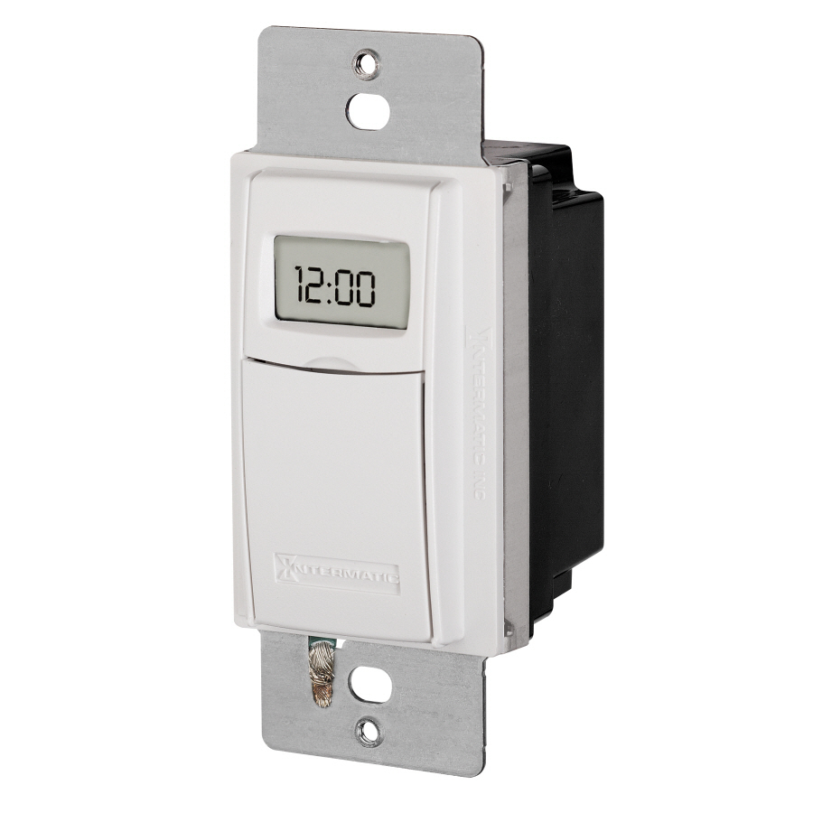 wall switch light timer photo - 3