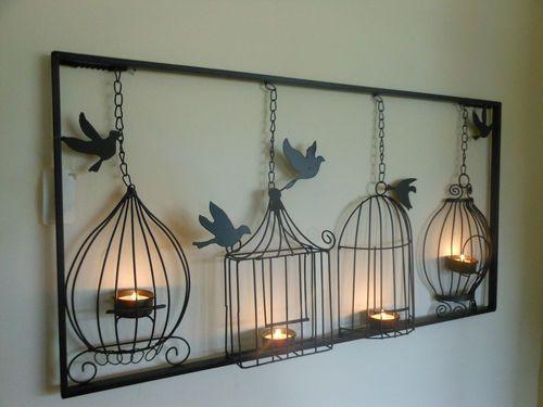 wall tea light holders photo - 2