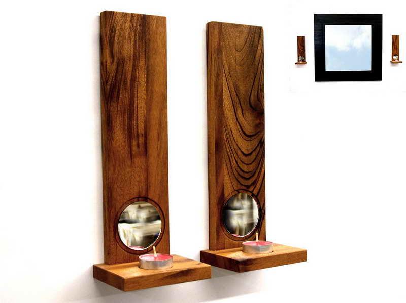 wall tea light holders photo - 3