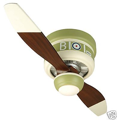 warbird ceiling fan photo - 5