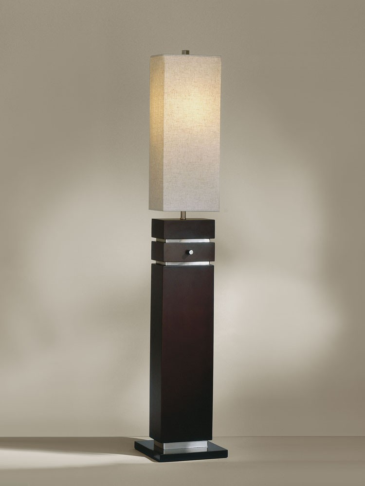 waterfall lamp photo - 1