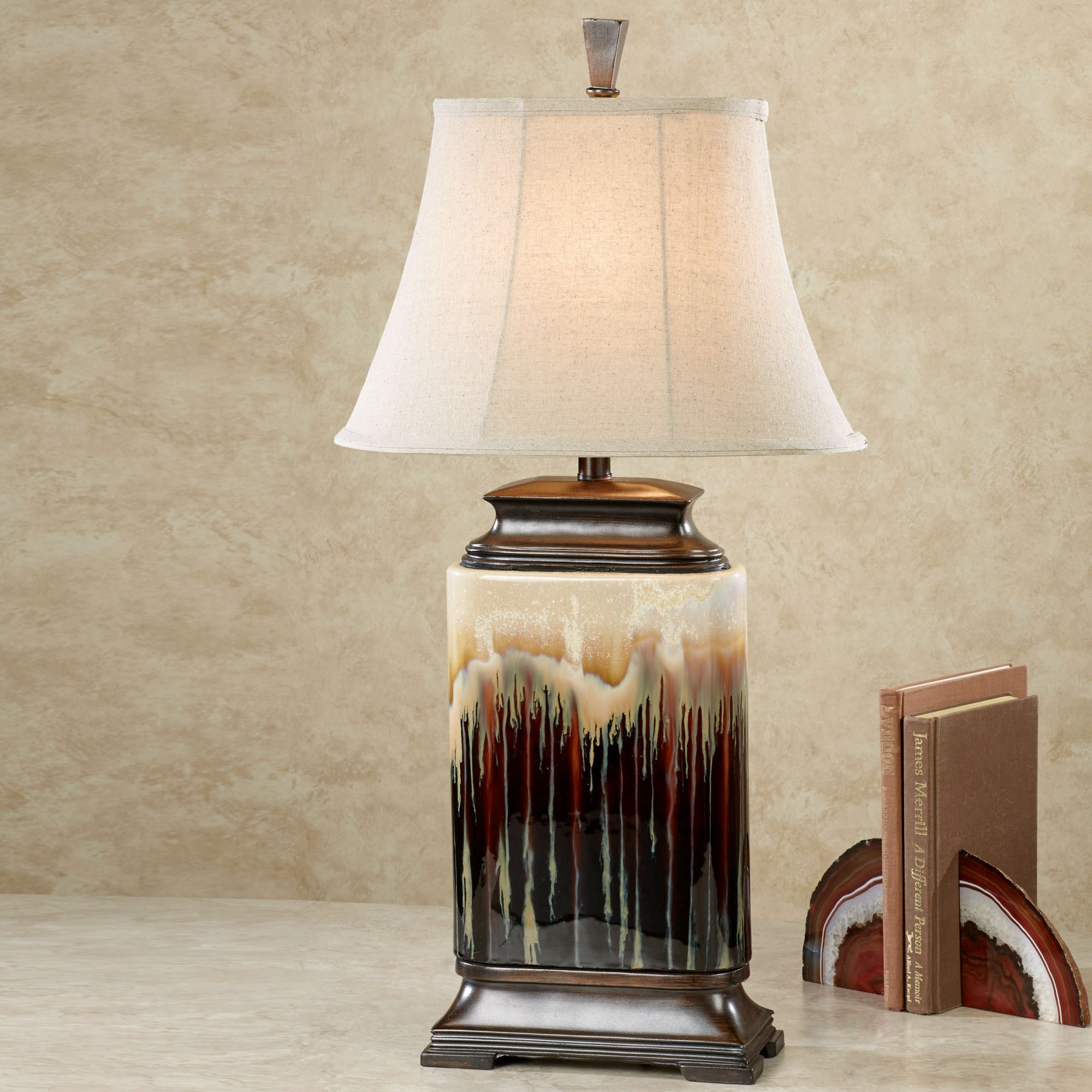 waterfall lamp photo - 4