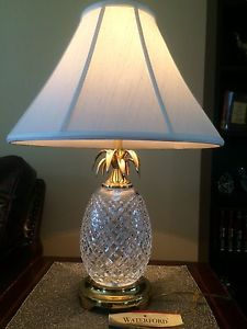 waterford pineapple lamp photo - 7