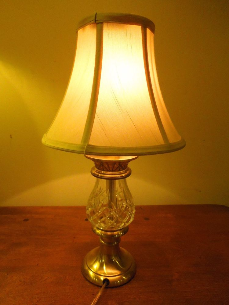 waterford pineapple lamp photo - 9
