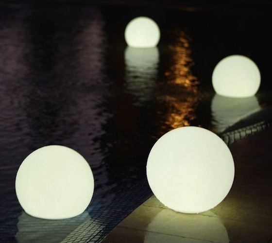 waterproof outdoor lights photo - 1