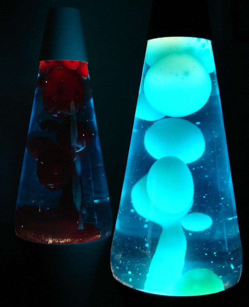wax lamp photo - 10